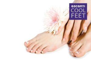 UUS Jalahooldussari Cool Feet