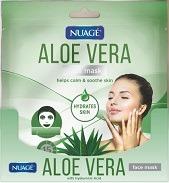 Nuagé näomask Aloe Vera ja hüaluroonhappega