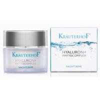 Kräuterhof öökreem hüalurooniga Hyaluron+Phytocomplex. 50 ml