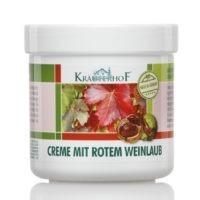 Kräuterhof punase viinapuu kreem. 250 ml