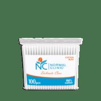 Normal Clinic Vatitikud zip-kotis