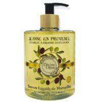 Jeanne en Provence oliivi vedelseep. 500 ml