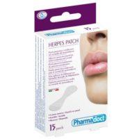 Pharmadoct herpeseplaaster, 15 tk pakis