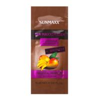 SUNMAXX isepruunistajaga solaariumikreem Tropical Mango. 15 ml