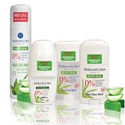 Dermaflora 0% stick deodorant Aloe Vera, 50ml