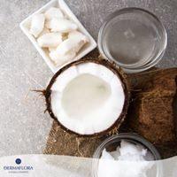 Dermaflora 0% Geeljas deodorant Kookos, 50ml