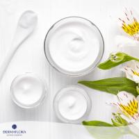 Dermaflora 0% geeljas deodorant Sensitive, 50ml