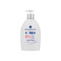 Dermaflora 0% vedelseep Sensitive, 400 ml