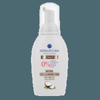 Dermaflora 0% näopesuvaht kookosõliga, 100 ml