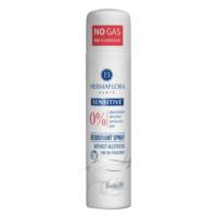 Dermaflora gaasivaba pihustatav deodorant Sensitive. 50 ml