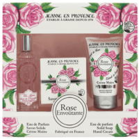 "Jeanne en Provence kinkekomplekt ""Lummav roos"""