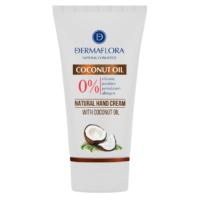 Dermaflora 0% kätekreem kookosõliga, 50 ml