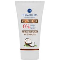 Dermaflora kätekreem kookosõliga. 50 ml