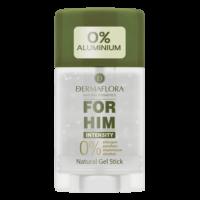 Dermaflora 0% geeldeodorant meestele, 50 ml