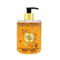 Jeanne en Provence sheavõi ja mee vedelseep, 500 ml