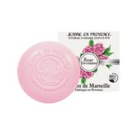 Jeanne en Provence roosi tükiseep. 100 g