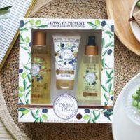 """Jeanne en Provence kinkekomplekt """"Jumalik oliiv"""""""