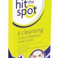 Hit the Spot pooride puhastusplaastrid lõuale ja otsaesisele. 6 tk pakis