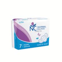 Normal Clinic hügieenisidemed tundlikule nahale (5 drops). 7 tk pakis