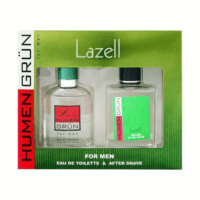 Lazell kinkekomplekt meestele Humen Grün Men. 100 ml edT ja 100 ml aftershave
