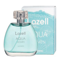 Lazell tualettvesi naistele edT Aqua for Women. 100 ml