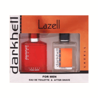 Lazell kinkekomplekt meestele Darkhell Snake. 100 ml edT ja 100 ml aftershave