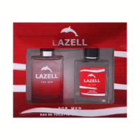 Lazell kinkekomplekt meestele Lazell for Men. 100 ml edT ja 100 ml aftershave