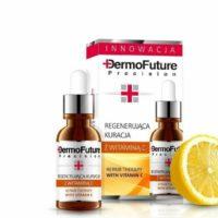 Dermofuture taastav näohooldus C-vitamiiniga. 20 ml