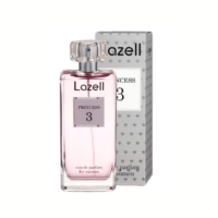 Lazell tualettvesi naistele edT Princess 3. 100 ml