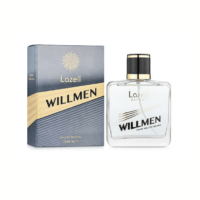 Lazell tualettvesi meestele edT Willmen for Men. 100 ml