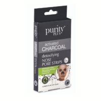 Purity Plus pooride puhastusplaastrid ninale aktiivsöega. 6 tk pakis
