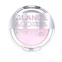 UUS! Bell HYPOALLERGENIC GLANCE&GO Pressitud pigment 01