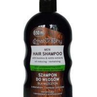 Naturaphy sandlipuu šampoon meestele 650ml