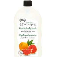 Naturaphy greibi duši- ja juuksepesugeel 1000 ml