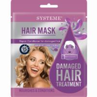 Systeme Pro-Vitamin juuksemask kahjustatud juustele