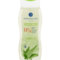 Dermaflora 0% dušigeel Aloe Vera 250ml