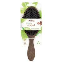 KillyS biolagunev kohvipaksust juuksehari, ovaalne