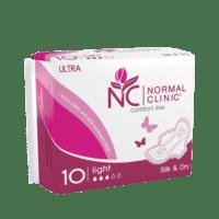 Normal Clinic hügieenisidemed Comfort Ultra Silk&Dry 20tk
